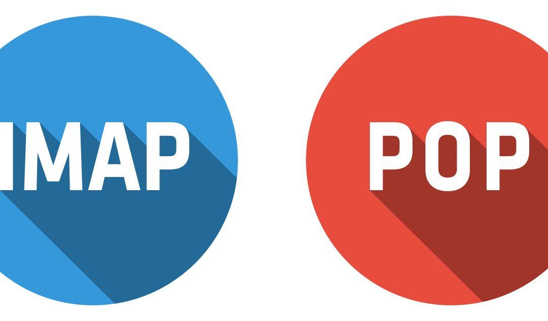 imap pop3
