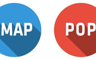 ¿Que tipo de conexión usar, POP3 o IMAP para acceder a tu correo?